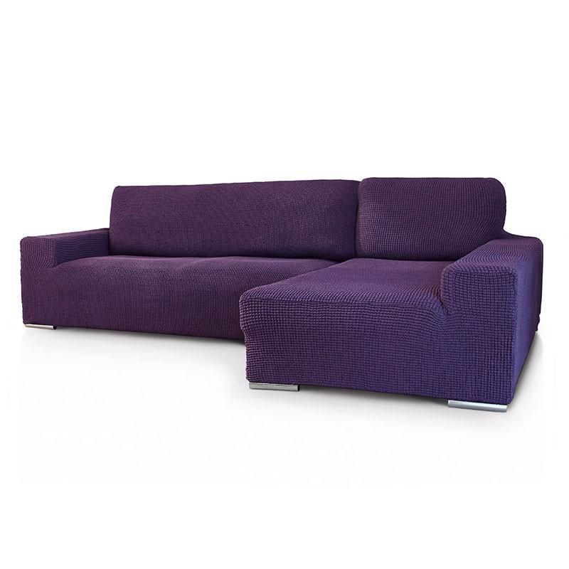 Couverture super lastique de chaise salon glamour - Housse extensible canape angle ...